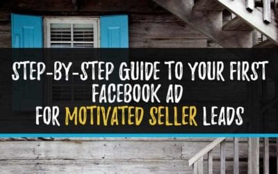 How To Find Motivated Sellers On Facebook